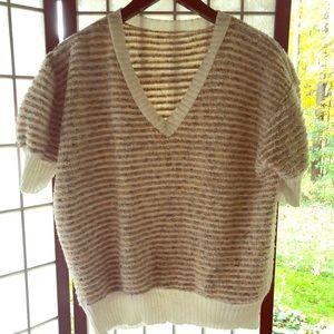 Vintage 60's V neck sweater